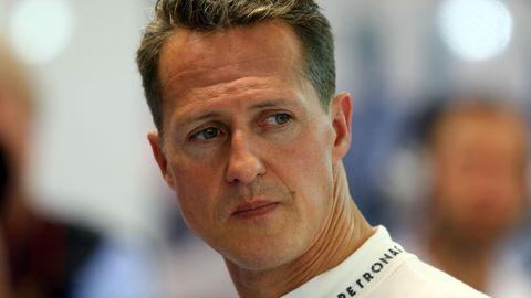 Die Familie von Formel-1-Legende Michael Schumacher wurde erpresst (Archivbild)