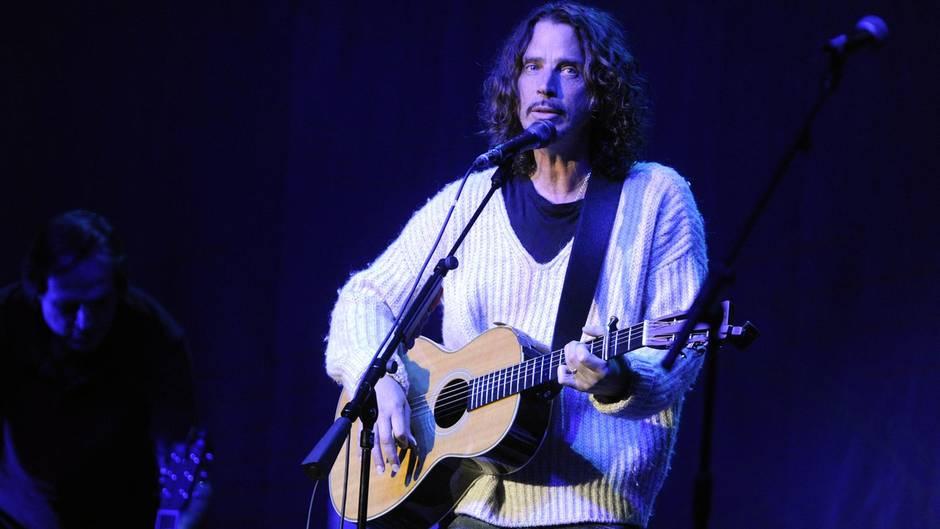 Chris Cornell Soundgarden ausioslave