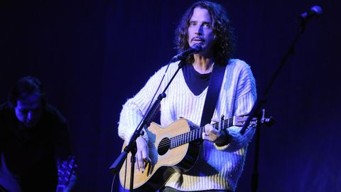 Chris Cornell Soundgarden ausioslave