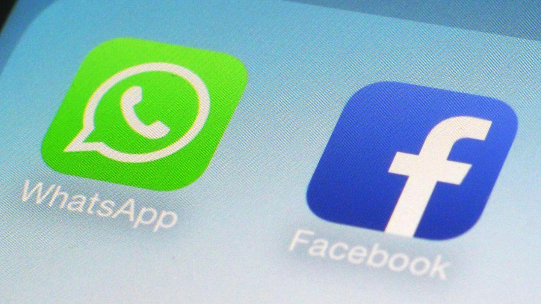 2014 gab die EU-Kommission grünes Licht für die Fusion von Facebook und Whatsapp