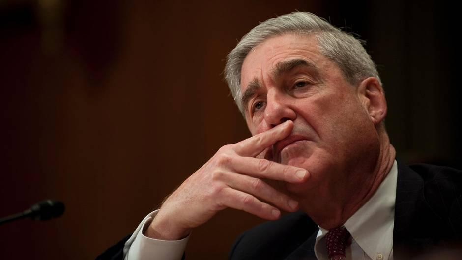 Der neue Sonderermittler Robert Mueller war früher FBI-Chef
