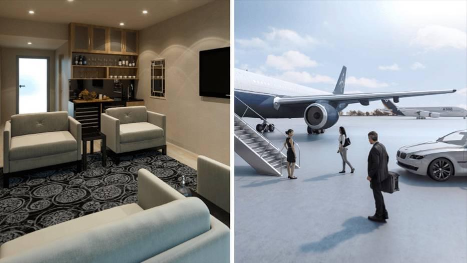 Zweiklassen-Airport: Superreiche bekommen ihr eigenes Terminal am Flughafen von Los Angeles