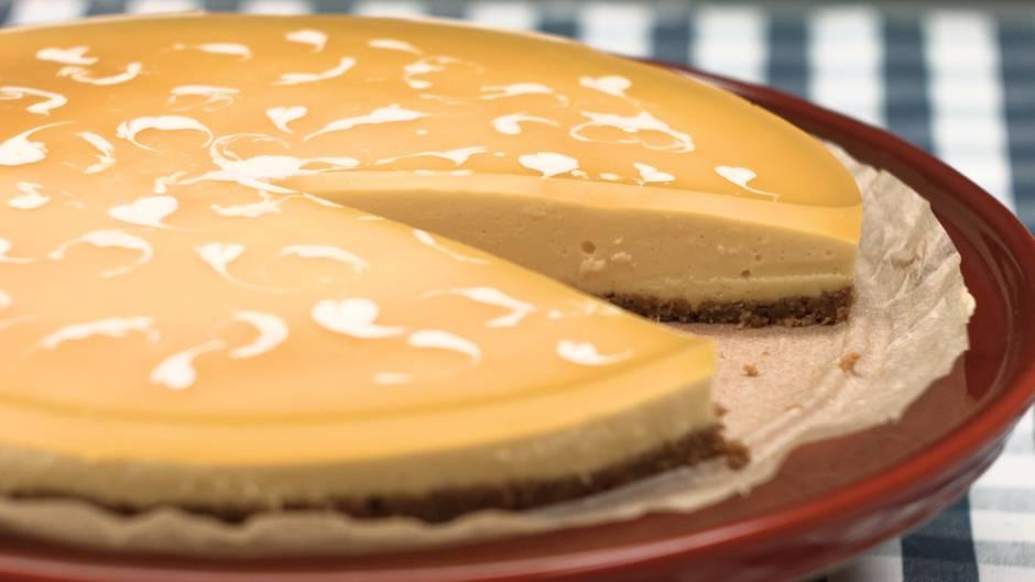 Leicht und lecker: Mango-Cheesecake ist der perfekte Kuchen für den Sommer