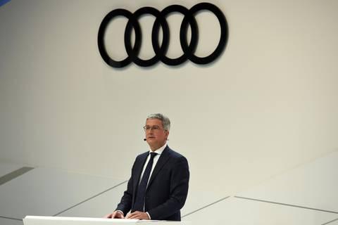 Trotz Abgasskandal: Audi verlängert Vertrag mit Rupert Stadler um weitere fünf Jahre