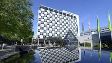 """Das """"Intercontinental"""" in Berlin wurde zuletzt als Hotel von Donald Trump gehandelt."""