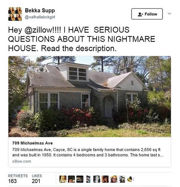 Dieser Tweet löste den Sturm im Internet aus.