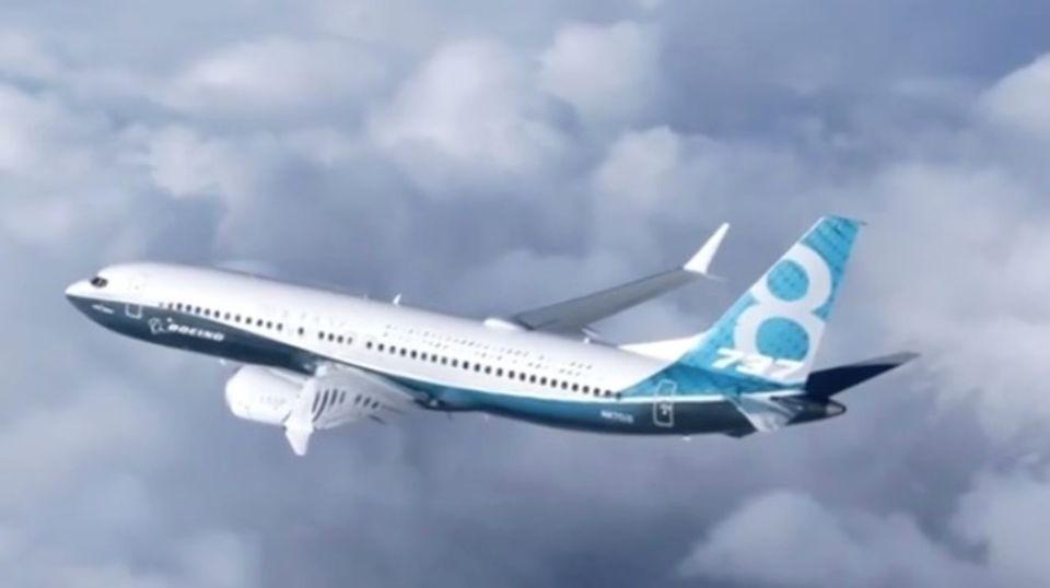 Die neue Boeing 737 MAX 8