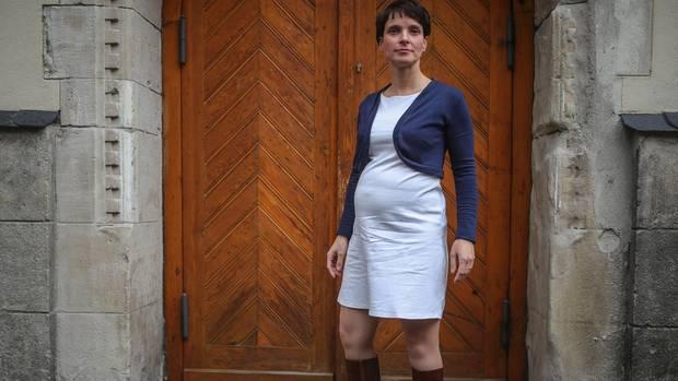 Frauke Petry schwanger