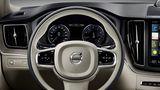 Das virtuelle Cockpit des Volvo XC60