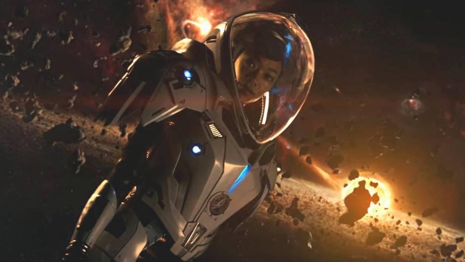 """Neue Netflix-Serie: """"Star Trek: Discovery"""" zeigt eine noch nie gesehene Ära"""