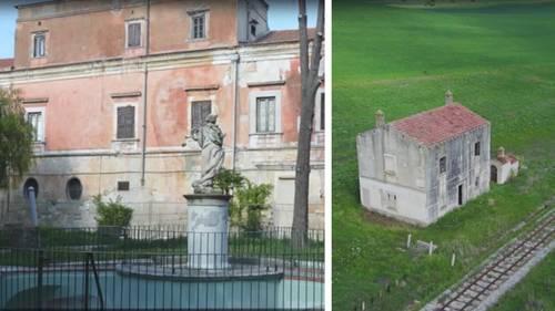 Villen in Italien