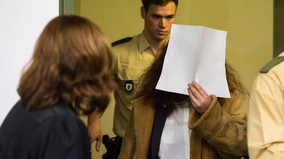 Die 32-Jährige muss für mehr als 12 Jahre in Haft, urteilte das Landgericht München