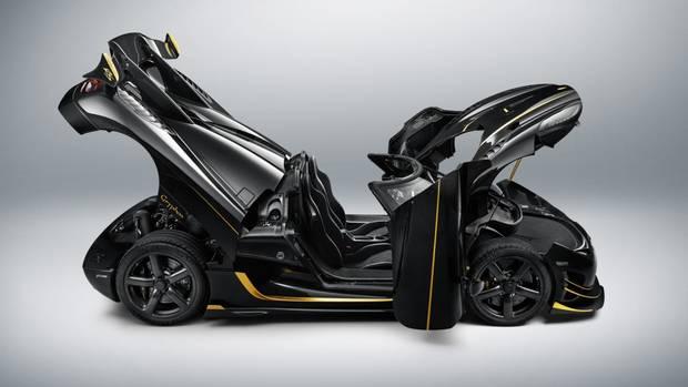 So sollte der Koenigsegg Agera RS Gryphon aussehen.