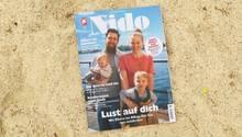 Das Cover der Juni-Ausgabe von Nido