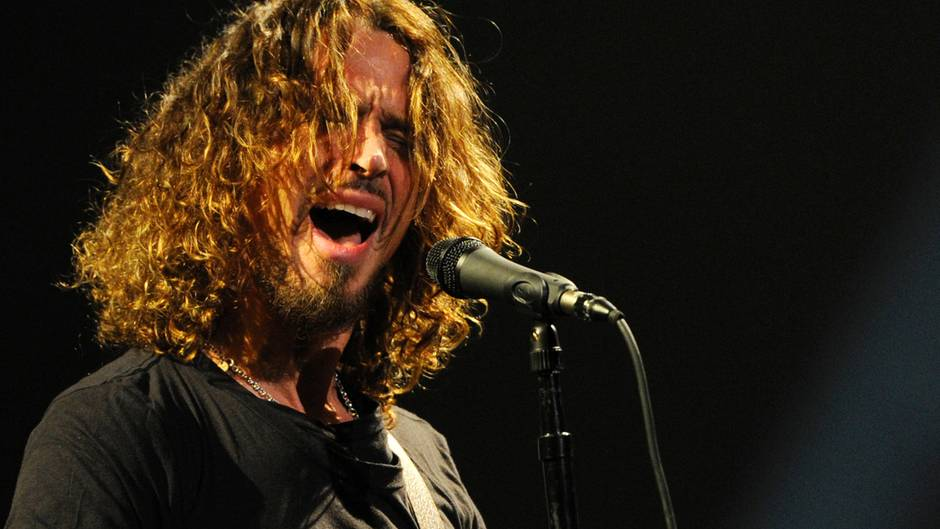 Chris Cornell Bühne
