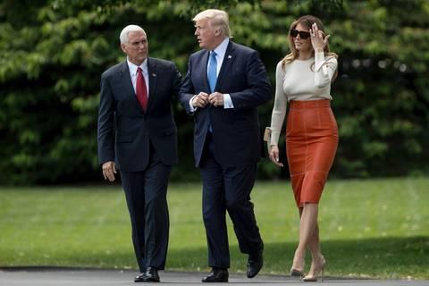 Comey will aussagen: Trump erstmals im Ausland – Comey schickt ihm eine unangenehme Nachricht hinterher