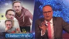 """Oli Welke knöpfte sich in der """"heute Show"""" nach langer Zeit mal wieder sein jahrelang liebstes """"Opfer"""" vor."""