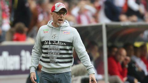 Peter Stöger spielt mit dem FC im nächsten Jahr international