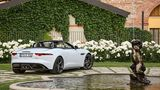 Jaguar F Type 400 Sport Cabrio AWD - unterwegs in Norditalien