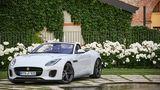 Jaguar F Type 400 Sport Cabrio AWD - LED statt Xenon