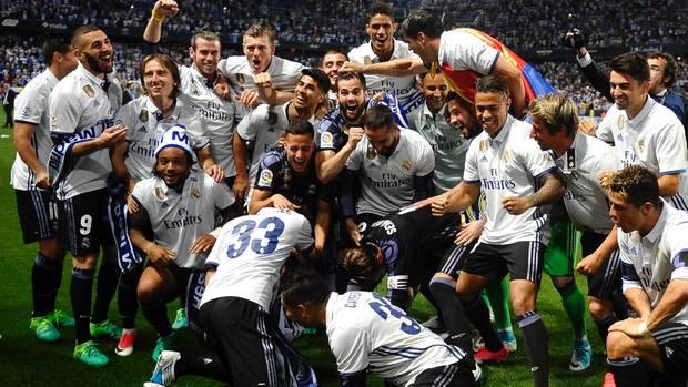 Real Madrid Titel