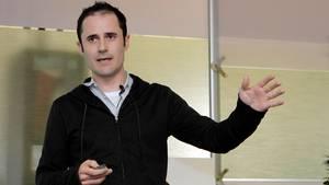 Twitter-Gründer Evan Williams aus dem Jahr 2010.
