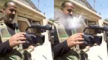 GoPro rettet Kameramann das Leben