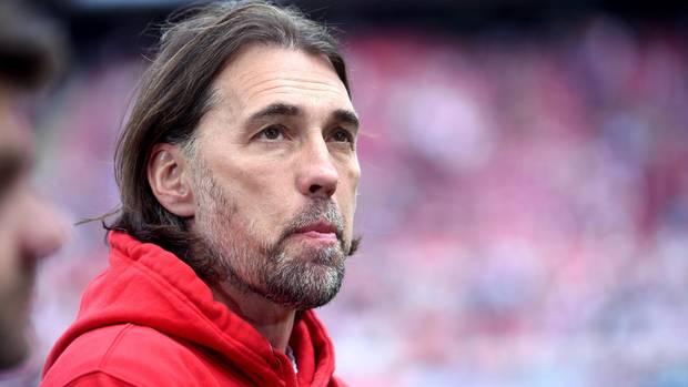 Nicht länger Trainer in Mainz: Martin Schmidt