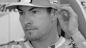 Der frühere Motorrad-Weltmeister Nicky Heyden ist im Alter von 35 Jahren nach einem Fahrradunfall gestorben (Archivbild)