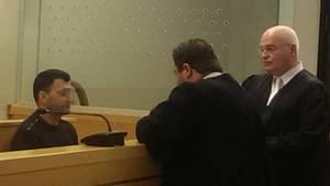 Prozessbeginn um die Horrorfahrt von Hameln: der Angeklagte, Nurettin B.