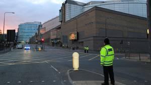 Manchester Anschlag Dienstagmorgen