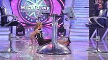"""Anke Engelke bei der 34. Folge des """"Wer wird Millionär?""""-Prominenten-Specials"""