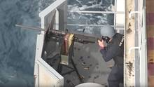 Us-Marine probt Ernstfall