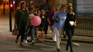 Anschlag in Manchester - viele der Besucher waren Jugendliche und Kinder.