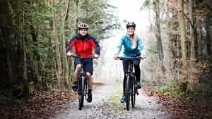 Trekkingräder eignen sich für die Freizeit, sind aber auch alltagstauglich.