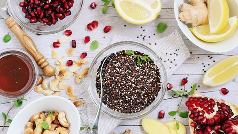 Blutige Speisen: Blutpfannkuchen und Kaffee-Käse: Zu Gast bei den Samen