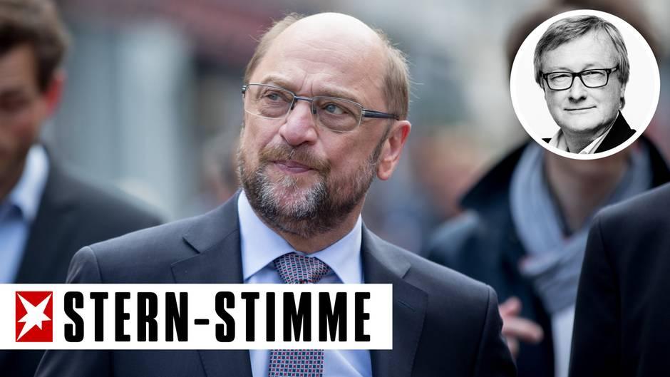 Hans-Ulrich Jörges' Klartext: Ein Amt zu viel für Schulz!