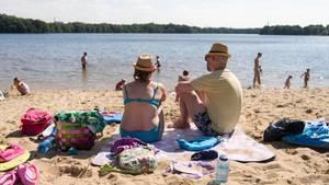 Die Qualität der europäischen Badegewässer ist 2016 besser gewesen als je zuvor.