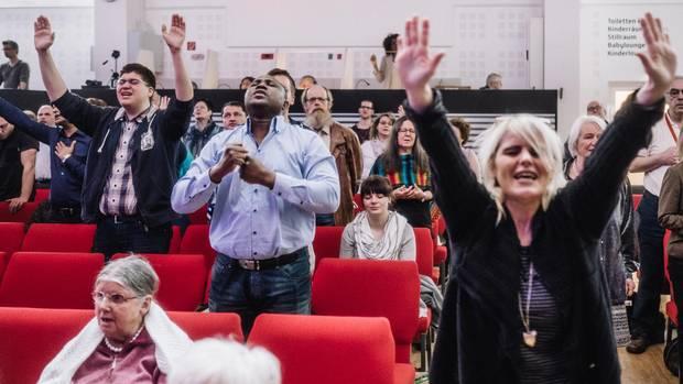 Freikirche: Am Sonntag ist Gott in Wuppertal