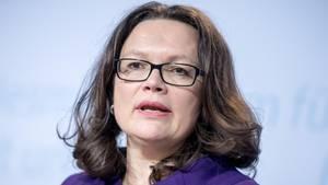 Das geplante Gesetz von Andrea Nahles zum Rückkehrrecht von Teilzeit in Vollzeit ist gescheitert