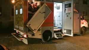 nachrichten deutschland - wedel rettungswagen