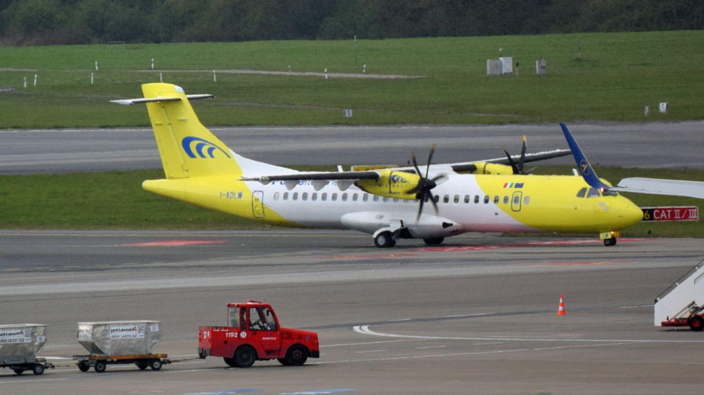 ATR-72 der italienischen Mistral Air