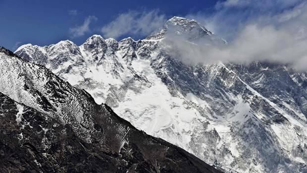Am Mount Everest wurden vier Leichen entdeckt