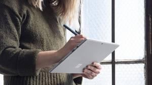 Das neue Surface Pro läuft 13,5 Stunden