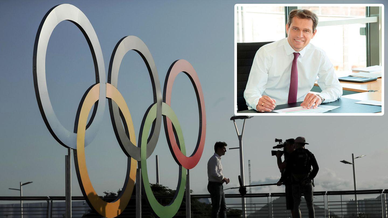 """Michael Mronz: """"Es gibt keine andere Region in Europa, die auf so engem Raum diese Kompaktheit an Sportanlagen bietet"""""""