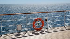 Erholung auf See