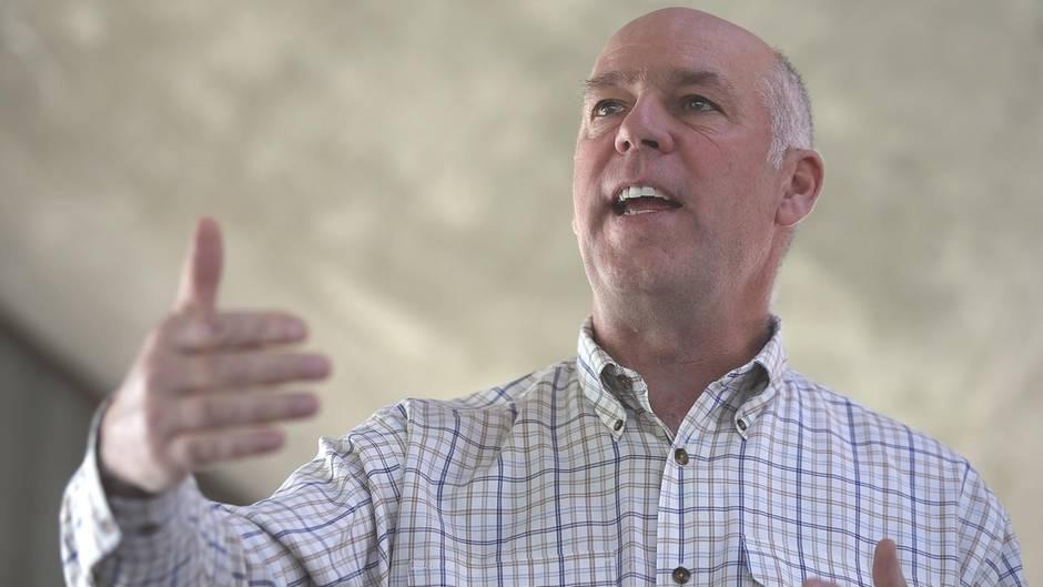 USA: Republikaner-Kandidat schlägt Reporter am Tag vor Nachwahl