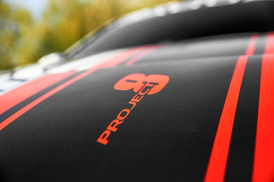 Jaguar XE Project 8 - der stärkste Serien-Jaguar aller Zeiten