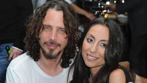 Chris Cornell und Vicky Karayiannis heirateten vor 13 Jahren. Jetzt trennte sie der Tod.