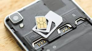 Kauf von Prepaid-Karten wird erschwert